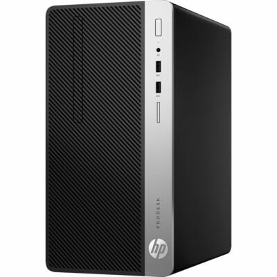 HP ProDesk 400 G5 MT i5-8500 3.0 GHz / 8GB RAM / 120GB SSD / 1TB HDD